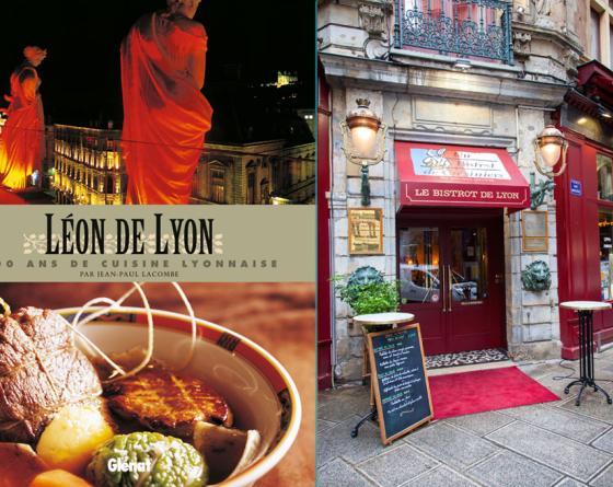 BISTROT DE LYON COFFRET SAVEURS 2 pers. + LIVRE LEON DE LYON