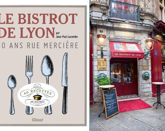 BISTROT DE LYON COFFRET SAVEURS 2 pers. + LIVRE LE BISTROT DE LYON