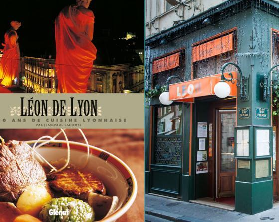 LEON DE LYON COFFRET GOURMAND 2 pers. + LIVRE LEON DE LYON